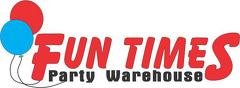 Fun Times Party Warehouse logo